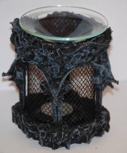 Mythical Dragon Tealight/Insence Burner Figure