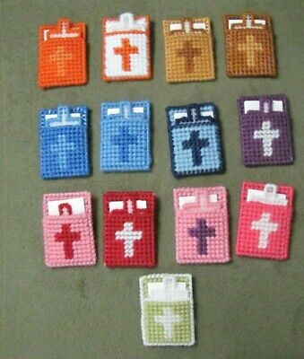 Plastic Canvas Cross In My Pocket Plastic Canvas Cross