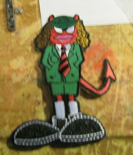 AC/DC ANGUS  PATCH NEW  LIMITED PRODUCTION  COLLECTIBLE