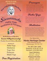 Free Yoga & Meditation Free Yoga & Meditation Free Yoga & Medita