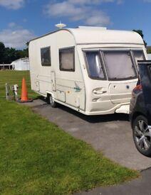 Avondale dart 2 berth touring caravan