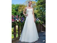 New - Sincerity Strapless Wedding Dress, Size 20