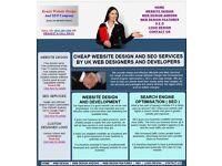 CHEAP WEBSITE DESIGN AND WEB DEVELOPMENT FROM £99 | AFFORDABLE WEBSITE DESIGNERS AND WEB DEVELOPERS