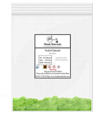 Nickel Chloride Hexahydrate 99.97 Pure 12lb