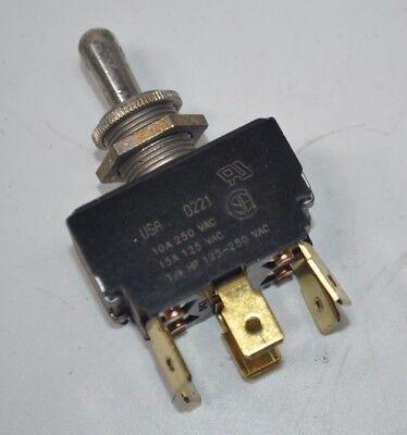Gilbarcogasboy Series 1000 Dpdt - Center Off Switch Part C02064