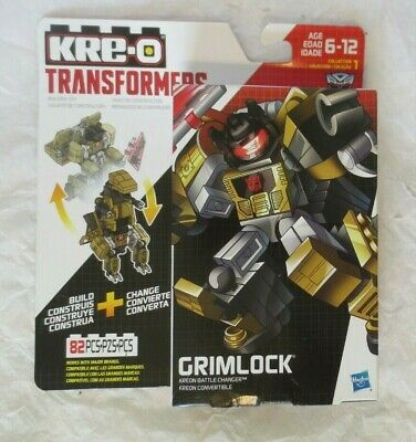 Kre-o Transformers Kreon Battle Changer Ironhide MIB