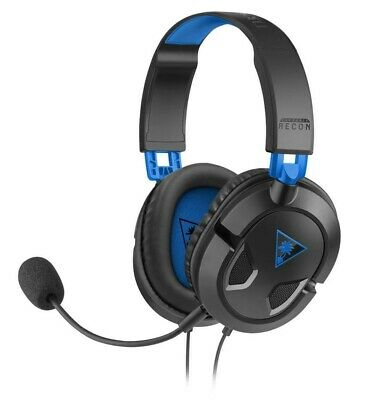 Turtle Beach Ear Force Recon 50P Gaming-Headset PS4 Xbox Uno con Cable
