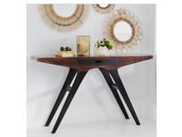 Odyssey Console Table by Graham & Greene