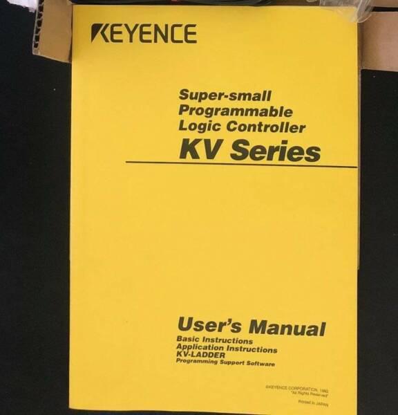 Keyence Software Manual