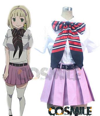 Shiemi Moriyama Cosplay Kostüm (Ao no Exorcist Blue Exorcist Shiemi Moriyama Cute JK Uniform Cosplay Costume Sa)