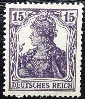 Deutsches Reich Mi 101 ** , Germania (VI)