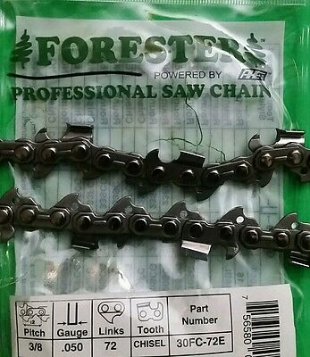 SOLID CARBIDE Chainsaw Chain for 20