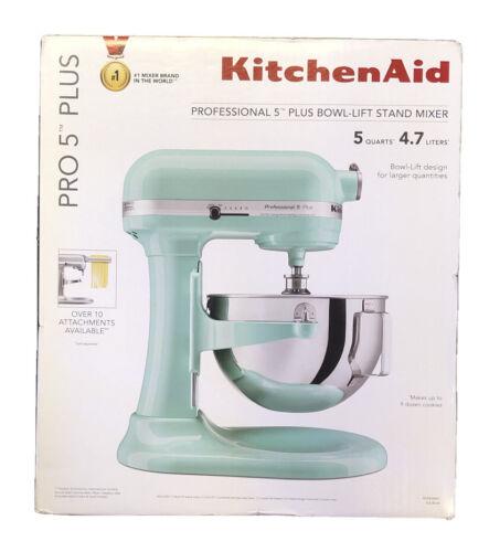 KitchenAid Professional 5qt Mixer - Ice Blue KV25G0X