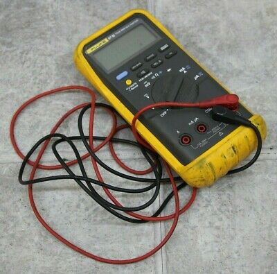 Fluke 87 Iii True Rms Multimeter