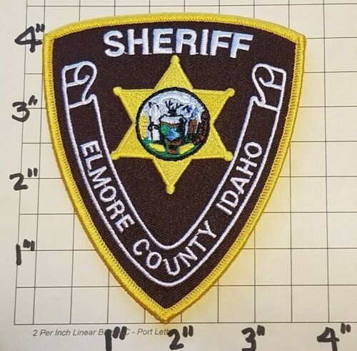 Elmore County (Mountain Home, ID) Sheriff