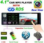 Autoradio Bluetooth MP5 Ecran Tactile / Kit Mains Libres