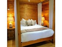 Westfield Country Park Luxury Lodges Fishing Pet Friendly Special Offer NEXT WEEK
