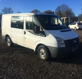 2010 FORD TRANSIT VAN - EURO4 85 T260S FWD - PERFECT RUNNER!