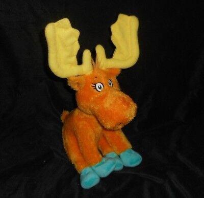 KOHL'S Pflege für Kinder Dr.Seuss Mr Braun Dose Moo Kuh Plüschtier Spielzeug ()