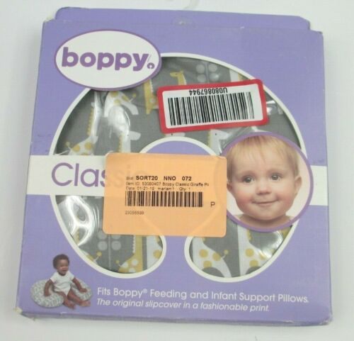 Boppy Feeding and Infant Support Pillow The original Slipcover