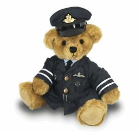 New in box Royal Air Force Collectable Teddy