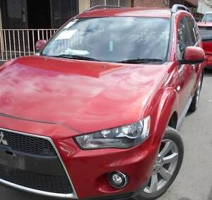 MITSUBISHI OUTLANDER FRONT ENERGY ABSORBER, 10/09-10/12 (C19053) Lansvale Liverpool Area Preview