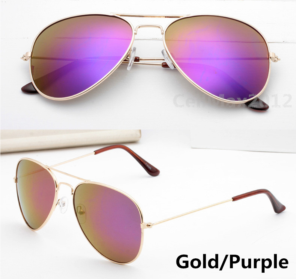 Gold / Purple Lens