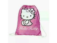 girls hello kitty swim bags
