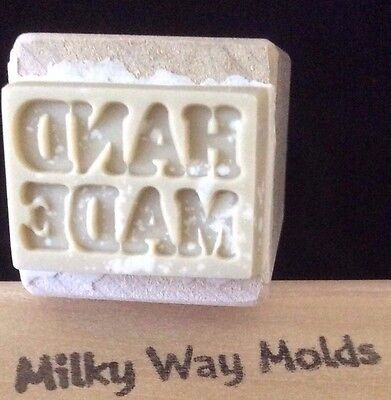 Milky Way Soap Mold Stamp Handmade, NEW