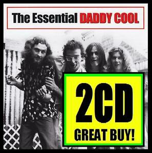 DADDY COOL (2 CD) THE ESSENTIAL ~ ROSS WILSON ( MONDO ROCK ) 70's AUSSIE *NEW*