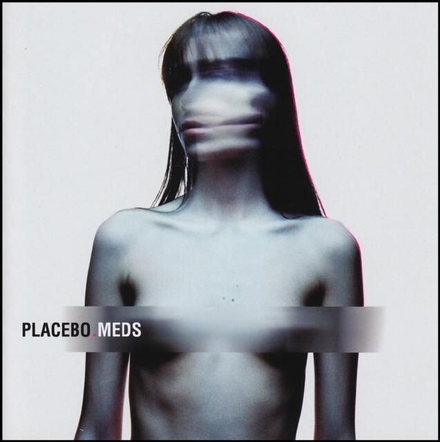 PLACEBO - MEDS CD ( ALISON MOSSHART~MICHAEL STIPE ) BRIAN MOLKO *NEW*