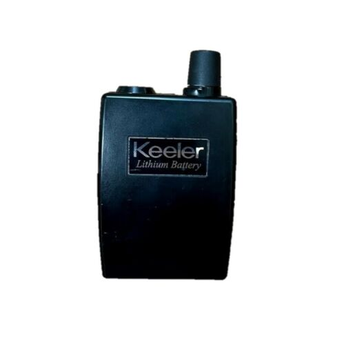 Battery Replacement Service For Keeler K-LED KLED Lithium Battery Pack
