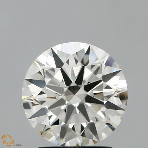 3.01 TCw Lab Grown Loose Diamonds Round Cut IGI Certified Premium Diamond