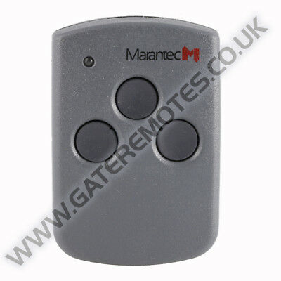 Marantec D313-868 Gate & Garage Door Remote Fob Transmitter