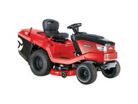 Alko T16-105 ride on lawnmower lawn mower 42 inch 5 year warranty