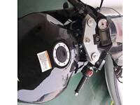 Hyosung 125cc motorbike