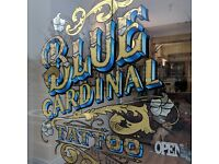 Sign writer - Traditional Sign Writing - Yorkshire & UK - Gold Leaf, Murals, Signwriter Bridlington