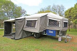 Cheyenne 6 Berth Family Camper (BUNK BEDS) - EAGLE Para Hills West Salisbury Area Preview