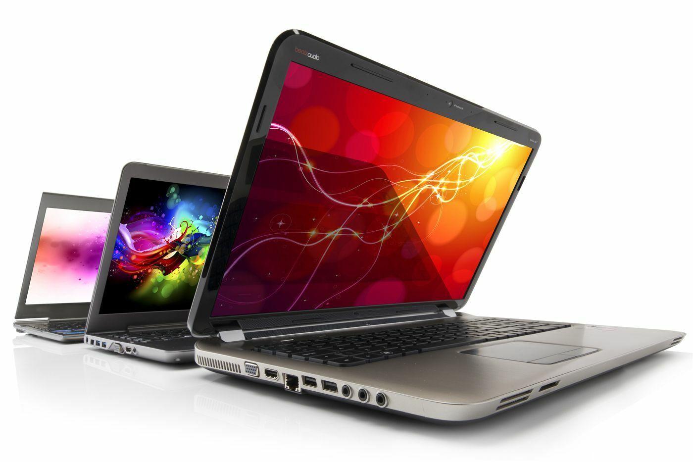 """Laptop Windows - FAST WINDOWS 10 7 LAPTOP Intel i3 i5 4GB 8GB  320GB  500GB 14.1"""" - 15.6"""" Screen"""