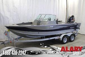 2018 G3 Boats G3 Boats ANGLER V19 F
