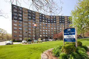 Spacious 1 bedroom apartment for rent in Sarnia!