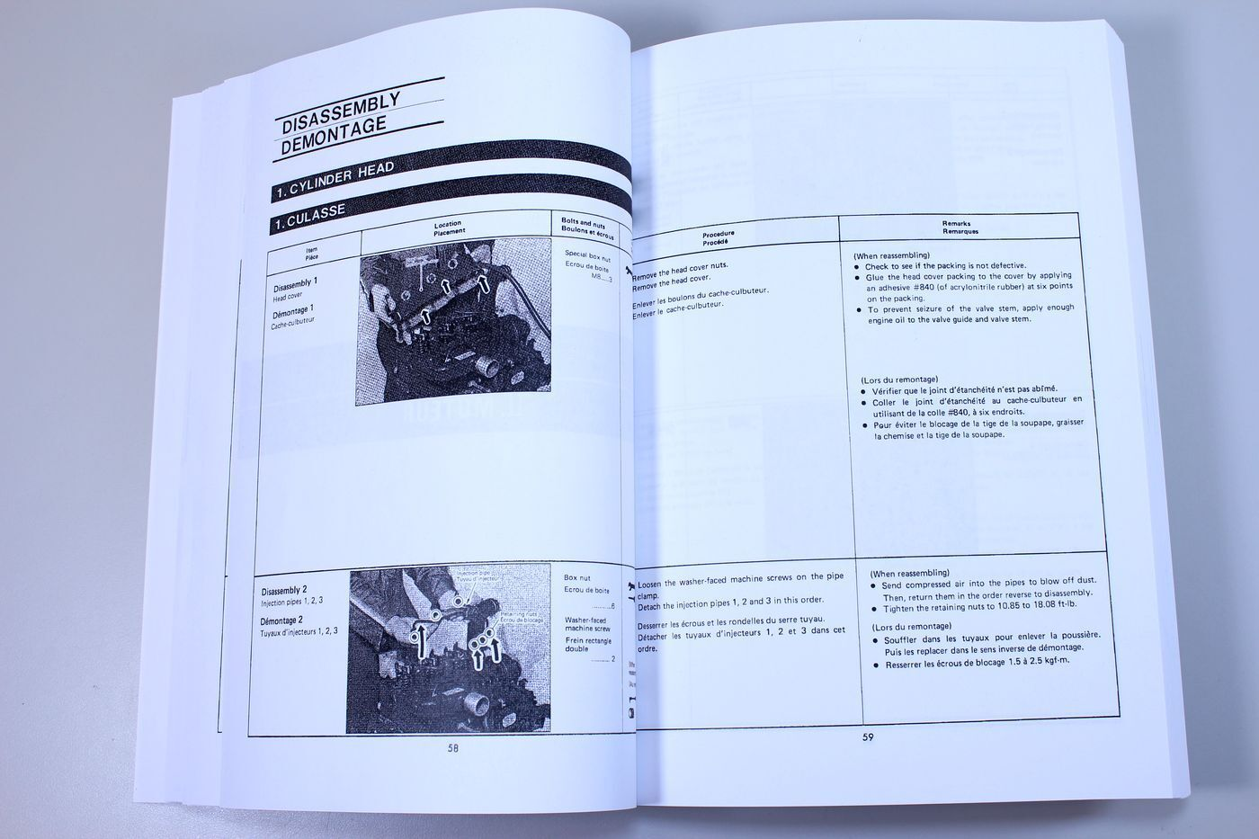 7 of 12 Kubota B5100 B6100 B7100 Tractor Service Repair Manual Shop Book  Overhaul 8 of 12 Kubota B5100 ...