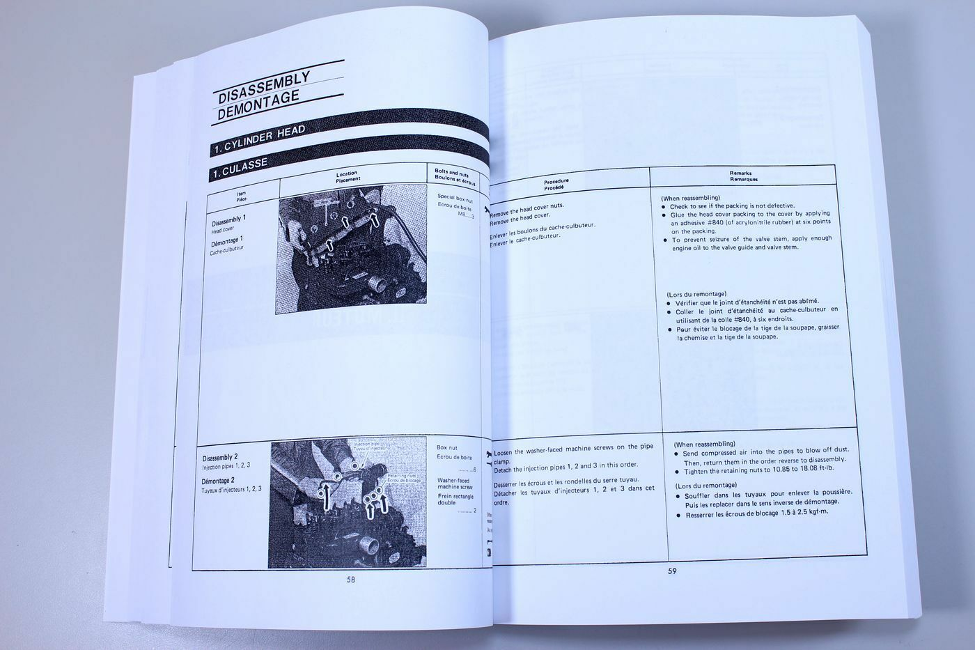 6 of 12 Kubota B5100 B6100 B7100 Tractor Service Repair Manual Shop Book  Overhaul