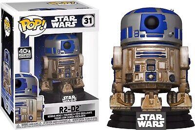 Funko Pop Star Wars R2D2 R2-D2 Dagobah Exclusive PREORDER!!