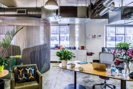 Dedicated Desk -  Coworking Office Space - Per Person, Monthly