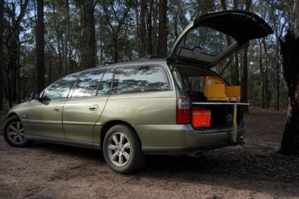 Holden Commodore 211 000 kms fully equiped !