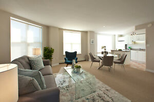 Downtown Halifax 1 Bedroom for Rent Overlooking Citadel Hill!