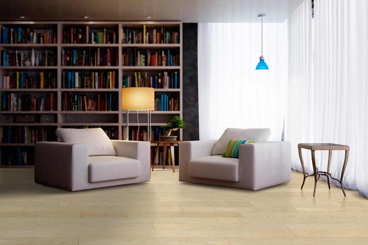 White Oak Cascade Prefinished Engineered Hardwood Flooring M