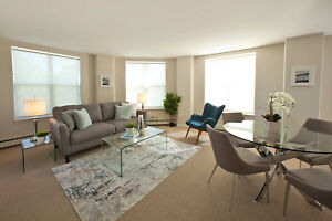 2 Bedroom Split-Level  for Rent, Overlooking Citadel Hill!
