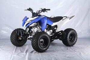 Crossfire Rover 125cc Sports Quad Bike ATV Kids Bike Motorcross Prestons Liverpool Area Preview